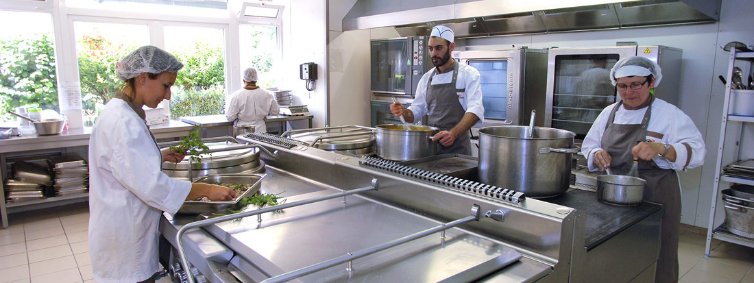 Sud est restauration restauration collective en for Conception cuisine restauration collective